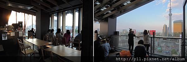 淺草文化觀光中心 8F 觀景台