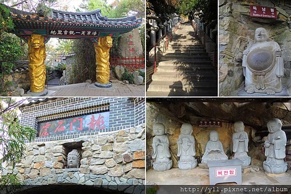 海東龍宮寺 108 階
