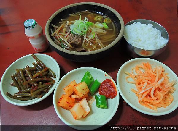 海雲台牛肉湯飯