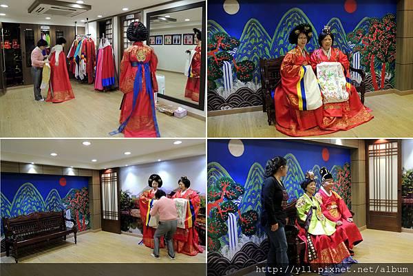 釜山博物館韓服體驗