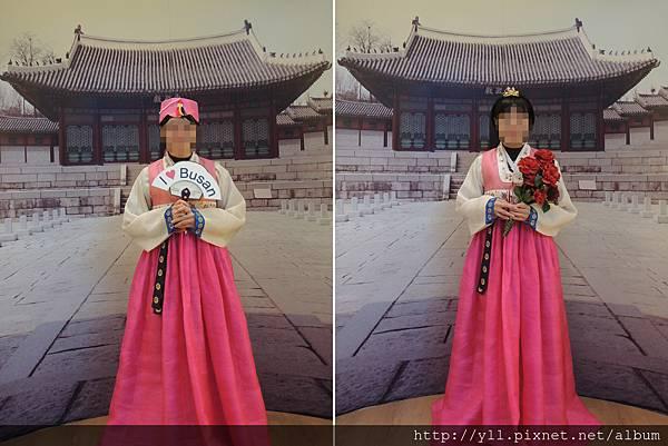 BEXCO 韓服體驗