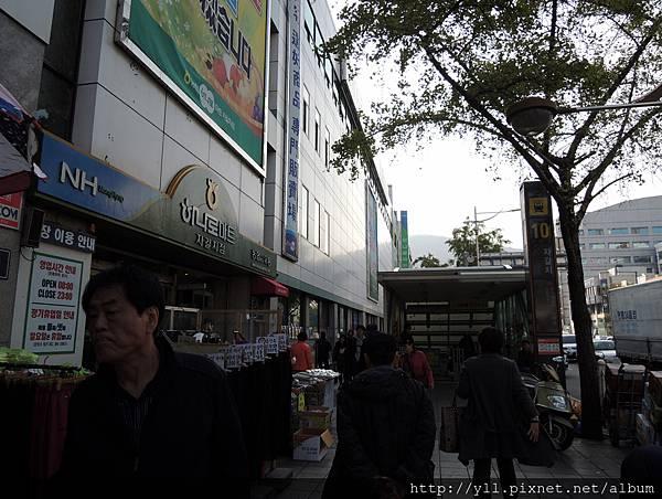 札嘎其農協超市