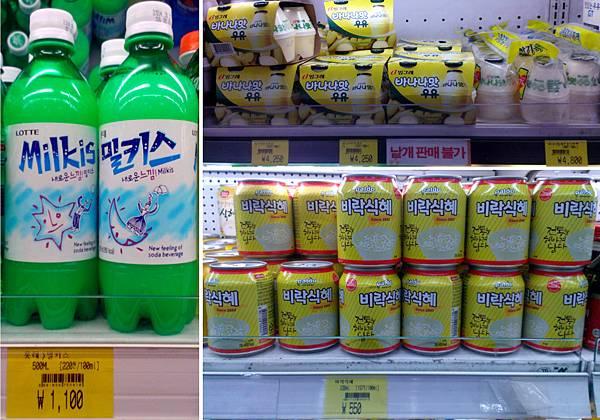 韓國必買飲料