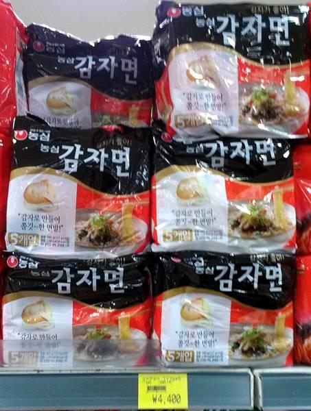 韓國必買泡麵