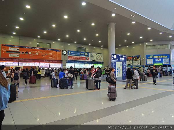 關西機場交通: JR or 南海