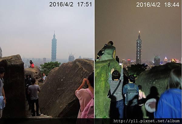 2016.04 六巨石夜景