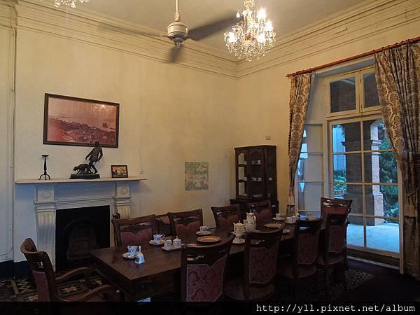 淡水英國領事館餐廳