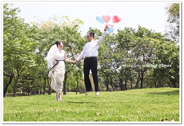 自助婚紗 新娘秘書 左永立