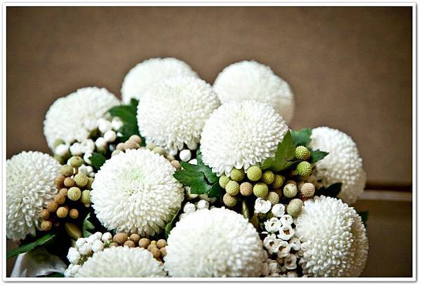 新娘捧花Bride's bouquet