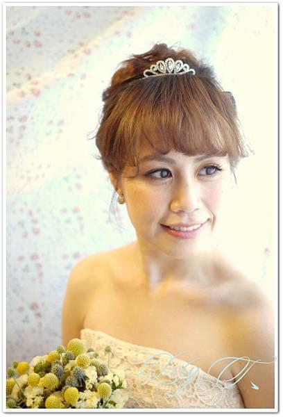 北部新娘秘書 短髮造型