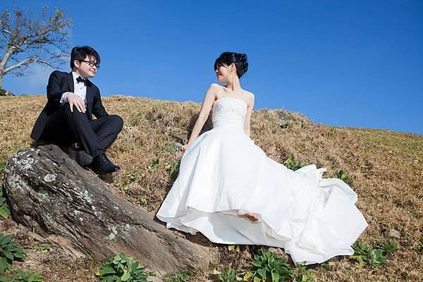 自助婚紗新娘秘書 Lily
