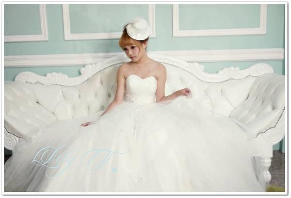 自助婚紗新娘秘書 婚紗造型 Lily 左永立