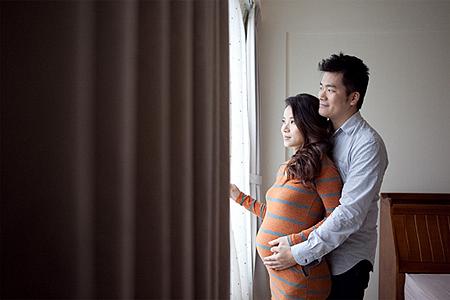 台北新娘秘書 整體造型 孕婦造型 孕婦寫真
