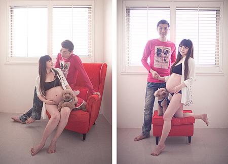 台北新娘秘書LilyTso左永立 整體時尚造型 孕婦寫真造型 自助婚紗造型 海外婚紗造型