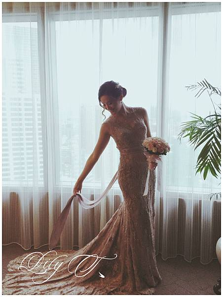 台北新娘秘書Lily左永立 新娘典雅婚紗造型 韓式新娘造型 自助婚紗造型 新娘化妝造型 海外新秘服務