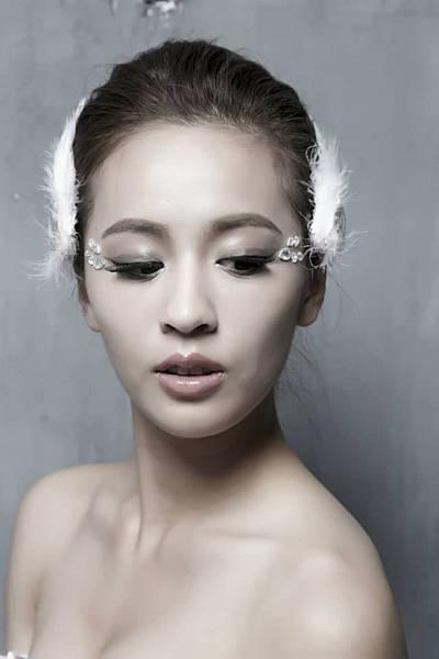 台北新娘秘書左永立LilyTso 新娘化妝造型 自助婚紗 海外婚禮婚紗新秘 Bridal hair &makeup 個人彩妝教學 Ballerina