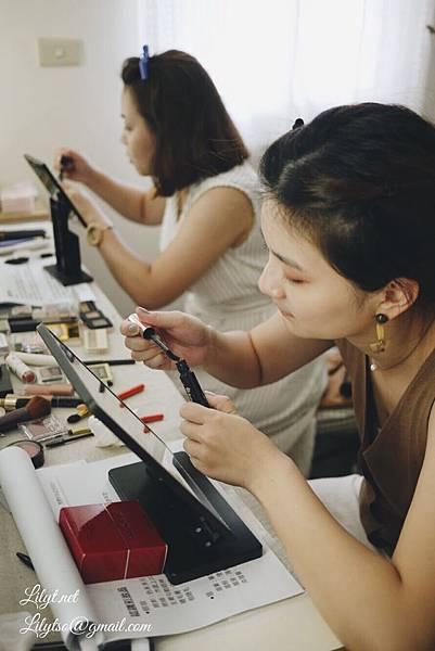 基礎彩妝教學課程 進階彩妝教學課程 個人彩妝教學班 團體彩妝教學班 姊妹閨蜜彩妝課 彩妝技巧教學 保養技巧教學 台北彩妝課程推薦