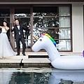 峇里島婚禮新秘 新娘典雅婚紗造型 海外自助婚紗造型  巴里島婚禮 新娘化妝造型 海外婚禮婚紗造型 整體時尚彩妝造型 個人彩妝教學 海島婚禮 BaliWedding overseawedding 戶外證婚