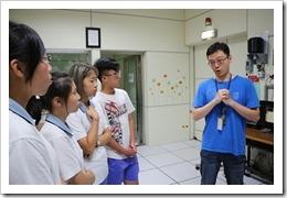 清華大學老師的解說