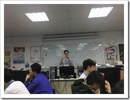 授課老師照片