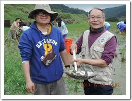 與高榮社區志工攝影,到處都是魚