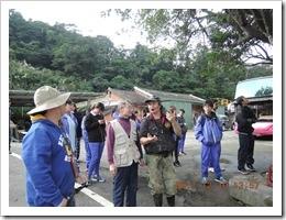 陳國志老師對社區發展協會的解說