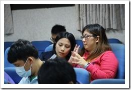 新屋高中老師參與學習
