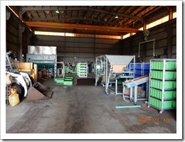 蚯蚓養殖工廠設施