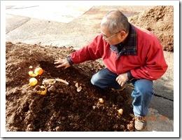 介紹土壤與蚯蚓分解