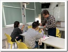 許技江老師對於提問老師的解答
