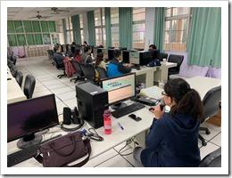 桃三區資訊平台教育訓練