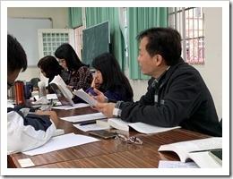 楊偉裕老師的發表與呈現