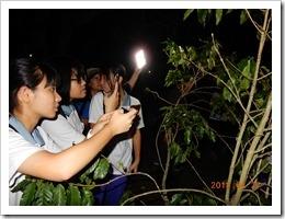 1070427夜間動物觀察與解說拍照
