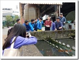 汙水處理水流流向與功能介紹