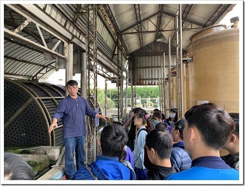 劉新校教授詳細解說RBC汙水處理微生物處理流程