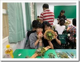 2.學員木頭香肉研習作品