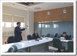 鄒岳廷校長對於本校執行均質化計畫的指導