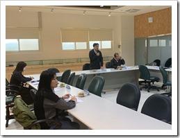 鄒岳廷校長主持區內均質化計畫書撰寫分工會議