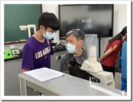 08-社群老師指導學生視讀微生物