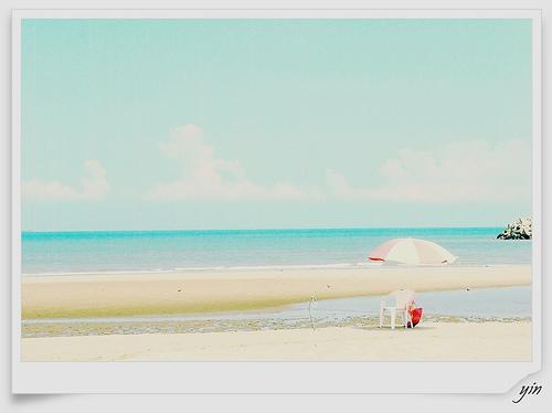 sea say: googbye summer!