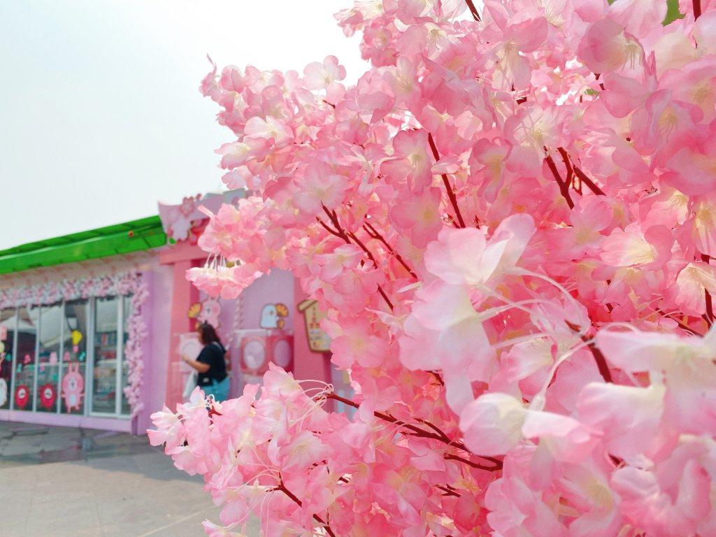卡娜赫拉的櫻花趣 台中草悟廣場期間限定店來啦