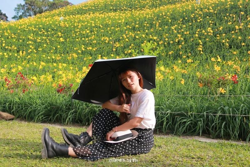 輕量傘推薦-防曬降溫黑膠布