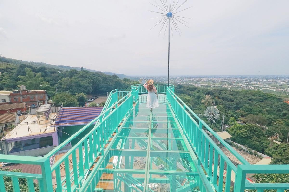 彰化 雲河星空景觀餐廳 2021最新網美打卡景點 景觀玻璃橋