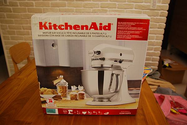 主婦新玩具 Kitchenaid桌上型攪拌機 Ksm150psaq Stand Mixer Martha