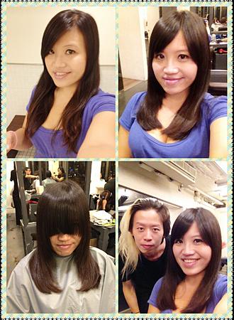 Hair change @ 0518