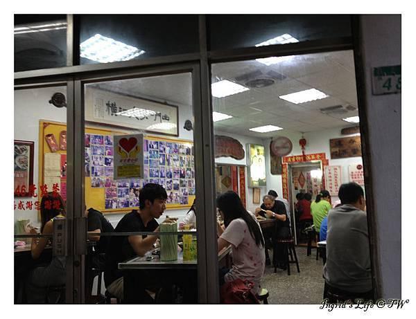 20130730紅豆腐豬血湯@昌吉街(3)