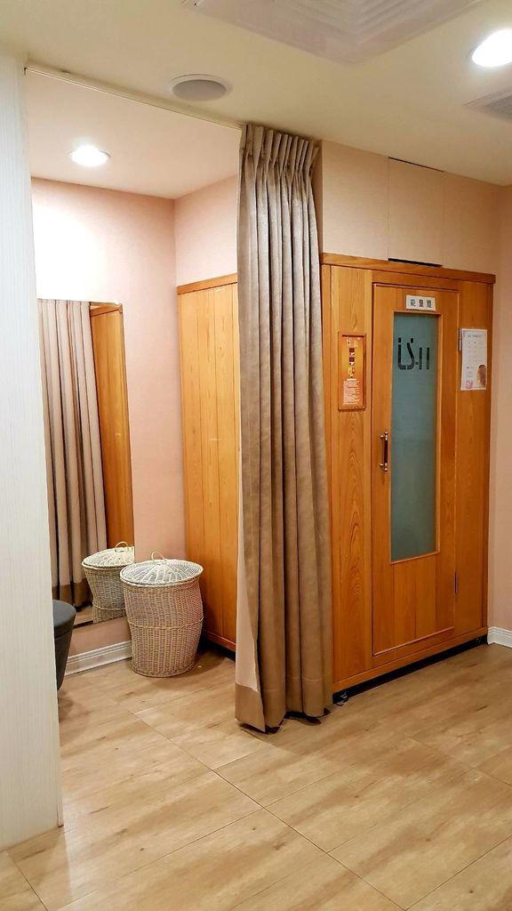 更衣室與能量屋