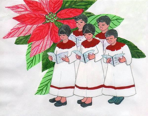 濃妝豔抹的聖誕節.jpg