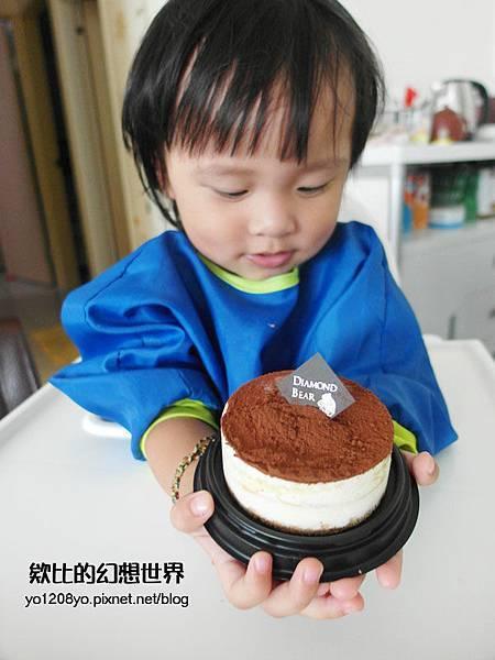 Diamond Bear 鑽石熊烘焙 經典義式提拉米蘇 人氣甜點  (1)