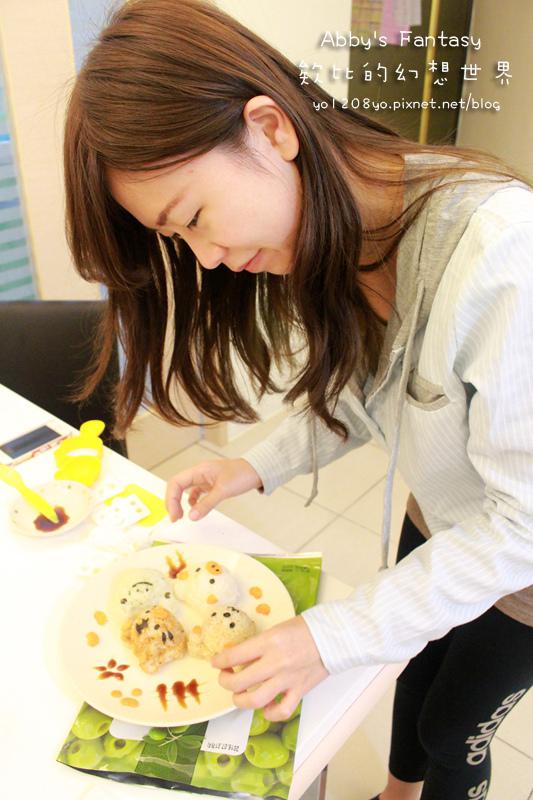 超夯日本愛心便當 Arnest創意料理小物 可愛動物頭飯糰模型四件組 可愛熊貓飯糰、吐司兩用模型 Abby's Fantasy 欸比的幻想世界  (21).jpg